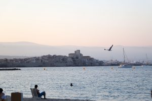 Old Antibes France