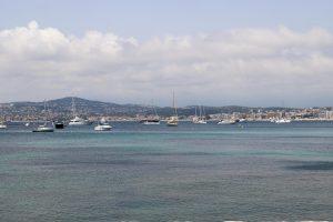 Cap D'Antibes Beach