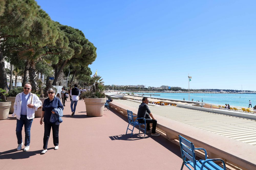 French Riviera in October